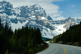 RVing to Alaska - Crossing into Canada